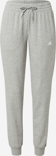 ADIDAS PERFORMANCE Sporthose in grau / weiß, Produktansicht
