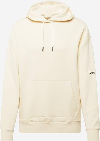 Reebok Sport Sportsweatshirt 'DreamBlend' in Beige