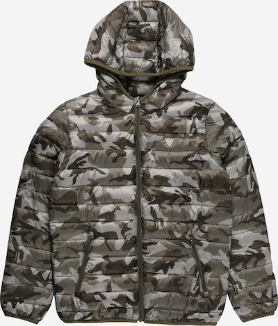 GUESS Between-season jacket in Grey / Green / Dark green, Item view