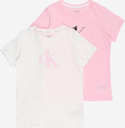 Calvin Klein Underwear Hlače za k noši | roza / bela barva, Prikaz izdelka
