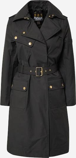 Barbour International Between-Seasons Coat in Black, Item view