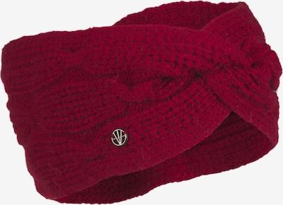 LOEVENICH Stirnband ' Cozy Winter ' in rot, Produktansicht