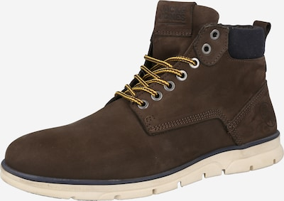 JACK & JONES Lace-Up Boots 'TUBAR' in Brown, Item view