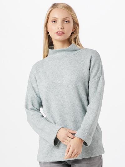 OPUS Pullover 'Giliane' in blaumeliert, Modelansicht