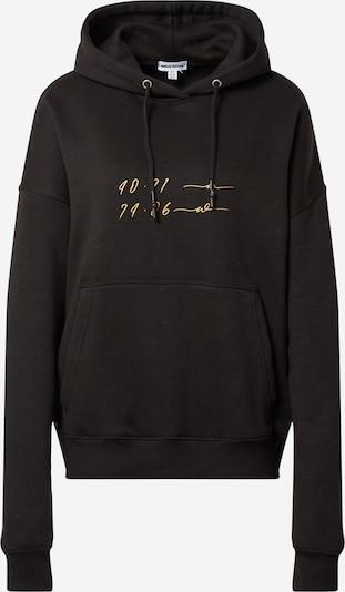 Public Desire Sweat-shirt en mélange de couleurs / noir, Vue avec produit
