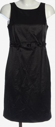 Carlo Colucci Midikleid in S in schwarz, Produktansicht