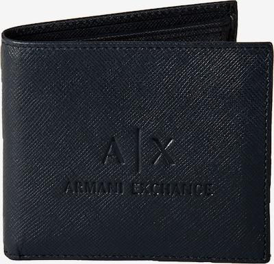 ARMANI EXCHANGE Portemonnaie in kobaltblau, Produktansicht