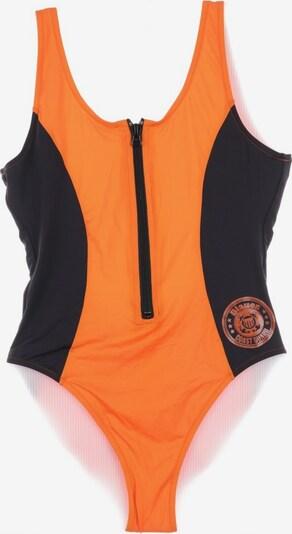 Blauer.USA Bandeanzug in S in orange / schwarz, Produktansicht