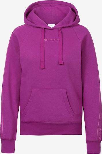 Champion Authentic Athletic Apparel Sweatshirt 'Legacy Tape Mania' in lila, Produktansicht