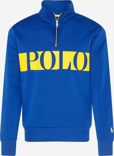 POLO RALPH LAUREN Mikina - královská modrá / žlutá, Produkt