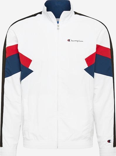 Giacca di mezza stagione Champion Authentic Athletic Apparel di colore navy / rosso / bianco, Visualizzazione prodotti