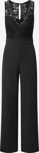Lipsy Overall in schwarz, Produktansicht