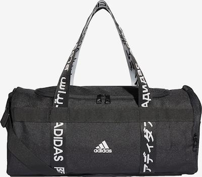 ADIDAS PERFORMANCE Sportovní taška - černá / bílá, Produkt
