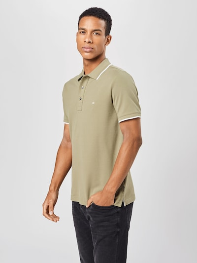 Calvin Klein Majica u menta: Prednji pogled