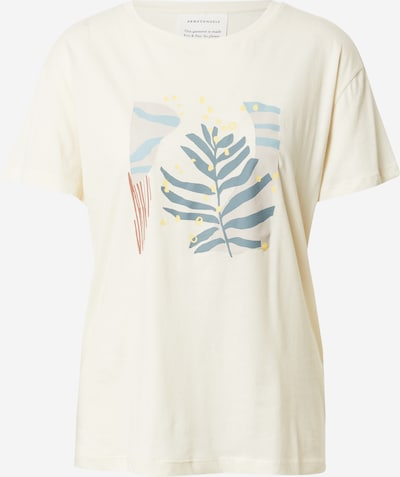 Tricou 'NELAA' ARMEDANGELS pe mai multe culori / alb natural, Vizualizare produs