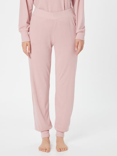 ESPRIT Панталон пижама в розово: Изглед отпред