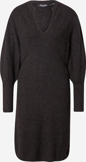 SOAKED IN LUXURY Kleid 'Lyrica' in schwarzmeliert, Produktansicht
