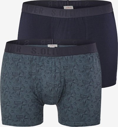 s.Oliver Boxer shorts in Dark blue, Item view
