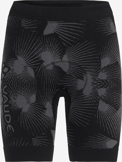VAUDE Shorts in grau / schwarz, Produktansicht