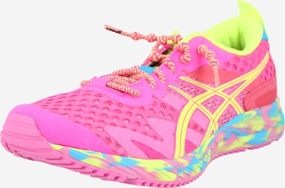 ASICS Chaussure de course 'GEL-NOOSA TRI 12' en jaune / rose, Vue avec produit