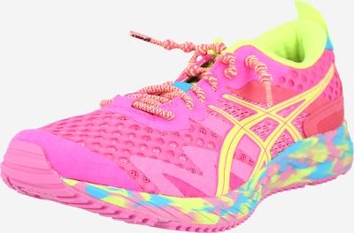 Sneaker de alergat 'GEL-NOOSA TRI 12' ASICS pe galben / roz, Vizualizare produs