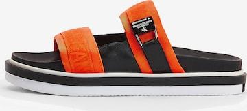 Sandales Calvin Klein Jeans en orange