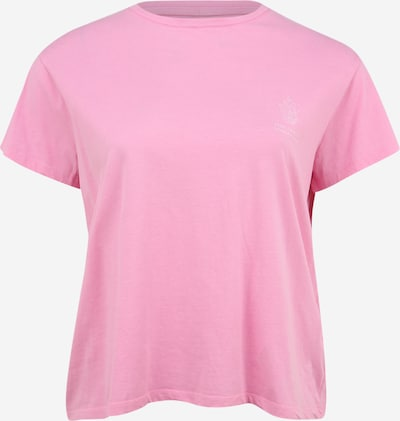 Cotton On Curve Shirt in rosa, Produktansicht
