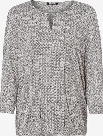 Olsen Shirt in grau / hellgrau, Produktansicht