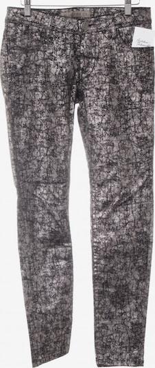 Blue Fire Slim Jeans in 27-28/30 in schwarz / silber, Produktansicht