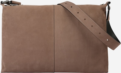 AllSaints Pleca soma 'Edbury', krāsa - pelēkbrūns, Preces skats