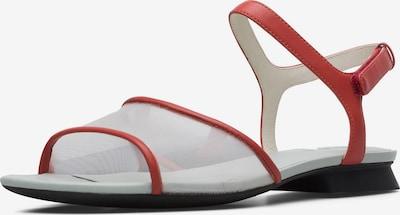 CAMPER Sandalen in blutrot, Produktansicht