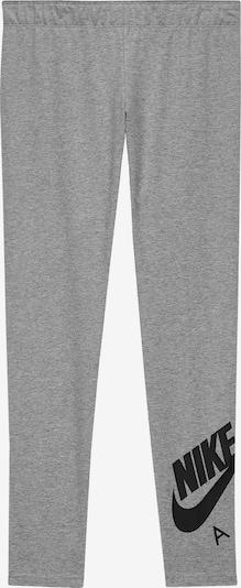 Nike Sportswear Leggings in de kleur Grijs / Zwart, Productweergave