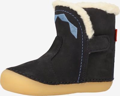 KICKERS Stiefelette in blau, Produktansicht