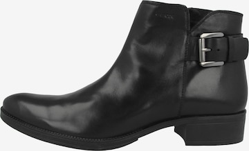 GEOX Boots ' D Laceyin A ' in Schwarz