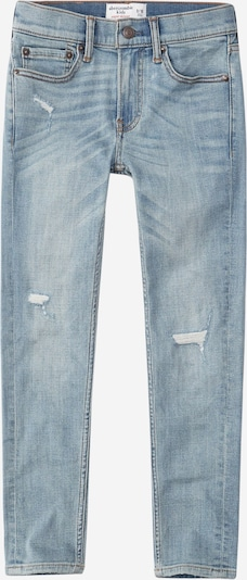 Abercrombie & Fitch Jeans in hellblau, Produktansicht