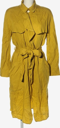 ZARA Trenchcoat in S in pastellgelb, Produktansicht
