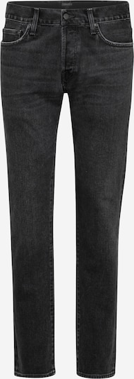 Jeans 'Klondike' Carhartt WIP pe negru denim, Vizualizare produs