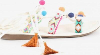 Rainbow Römer-Sandalen in 42 in türkis / pink / weiß, Produktansicht