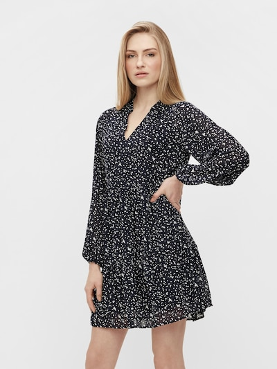 OBJECT Shirt Dress 'Mila' in Dark blue / White, View model