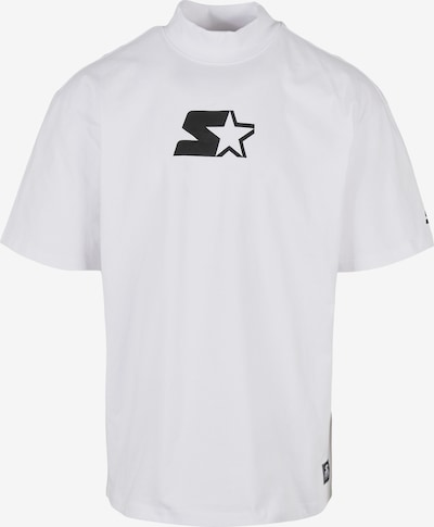 Starter Black Label Shirt in schwarz / weiß, Produktansicht