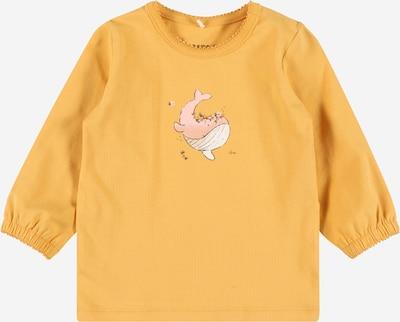 NAME IT Shirt 'Fenja' in creme / orange / hellpink, Produktansicht