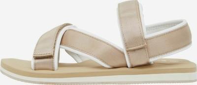 Bianco Sandale in beige, Produktansicht