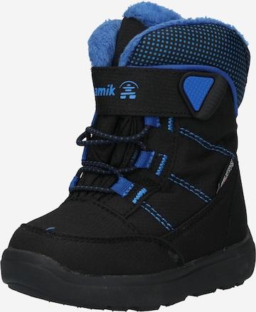 Kamik Boots 'Stance2' i blå