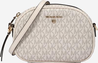 MICHAEL Michael Kors Pleca soma, krāsa - krēmkrāsas / pelēks, Preces skats