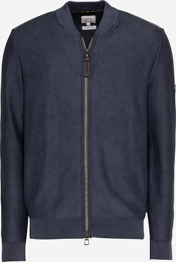 CAMEL ACTIVE Knit cardigan in dark blue, Item view