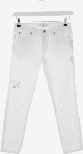 7 for all mankind Jeans in 26 in weiß, Produktansicht