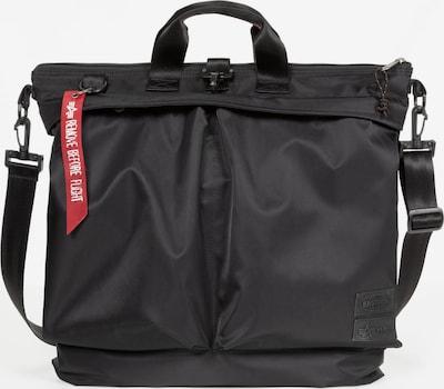 EASTPAK Shopper in rot / schwarz, Produktansicht