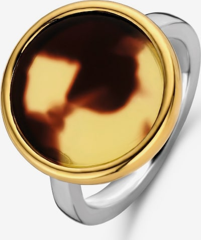 Ti Sento Milano Ring in gold / silber, Produktansicht