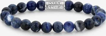 Rebel & Rose Armband in Blau