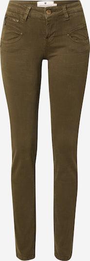FREEMAN T. PORTER Hose 'Alexa' in khaki, Produktansicht